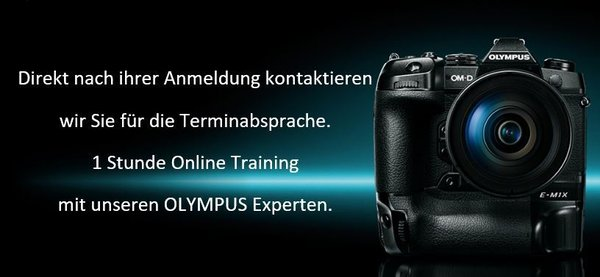 OLYMPUS 1to1 Einzeltraining